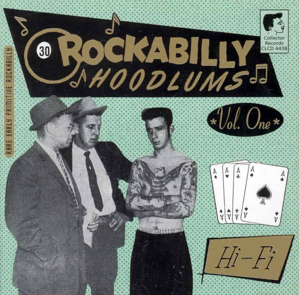 Rockabilly Hoodlums