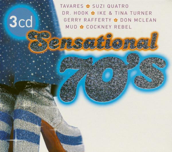 Sensational 70's (3-CD)