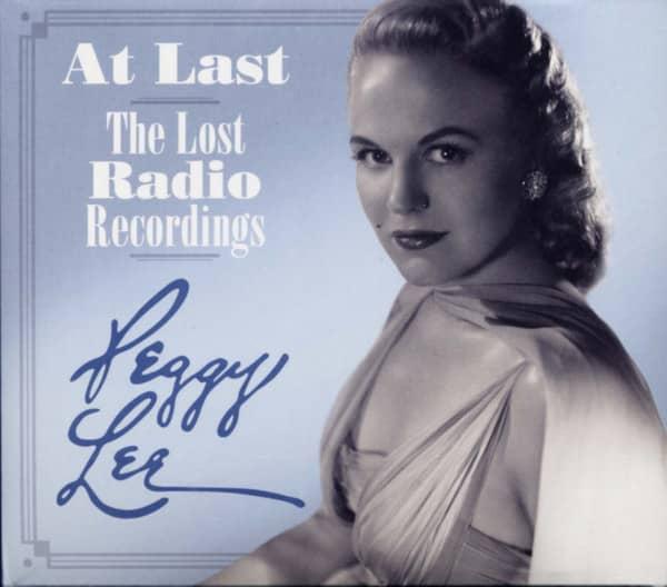 At Last: The Lost Radio Recordings (2-CD)