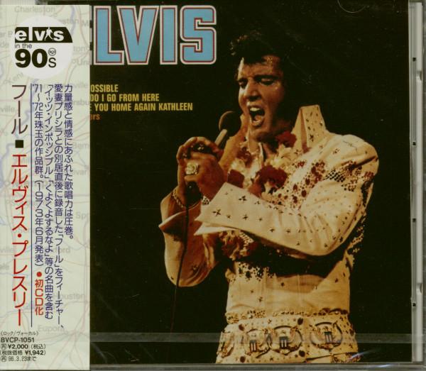 Elvis (Fool Album) (CD, Japan)