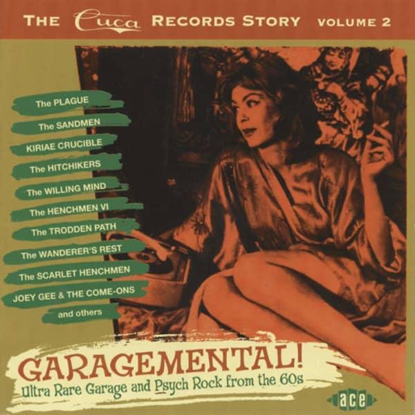 Garagemental ! - Cuca Story #2
