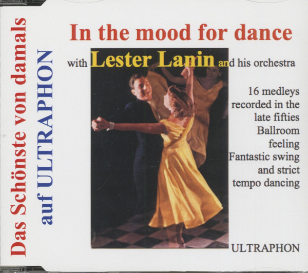 In The Mood For Dance - Das Schönste Von Damals (CD)
