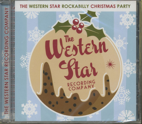 The Western Star Rockabilly Christmas Party (CD)