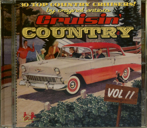 Cruisin' Country Vol.11 (CD)