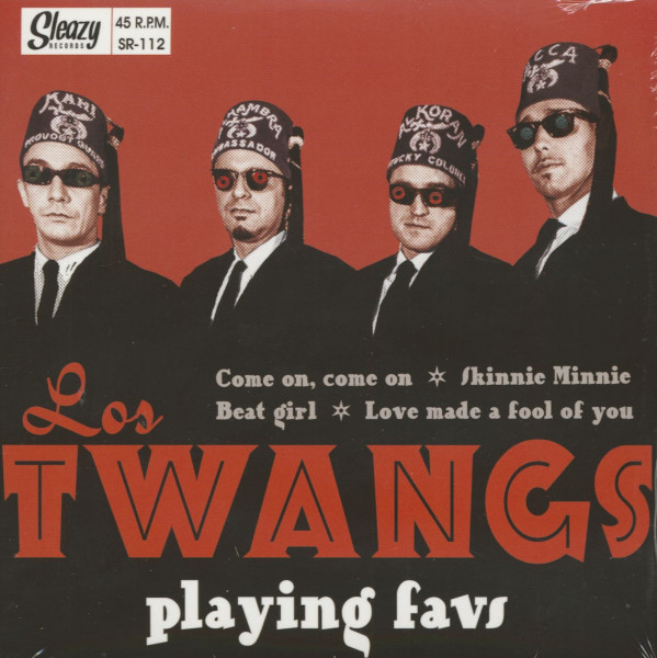 Playing Favs (45rpm, 7inch, EP, PS)