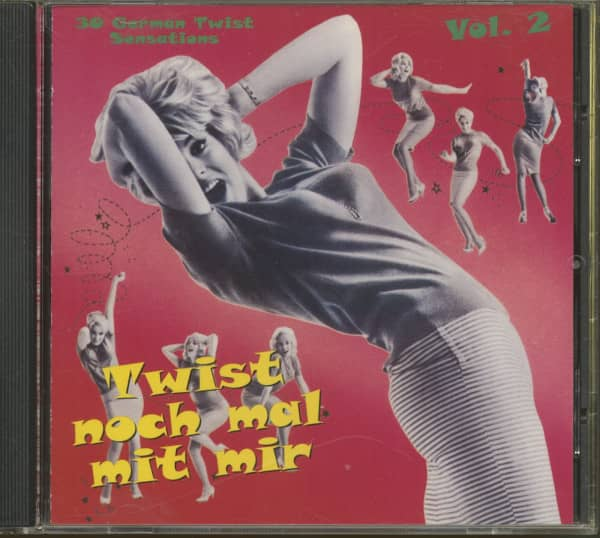 Twist doch mal mit mir, Vol.2 (CD)