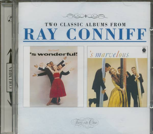 'S Wonderful & 'S Marvelous (CD)