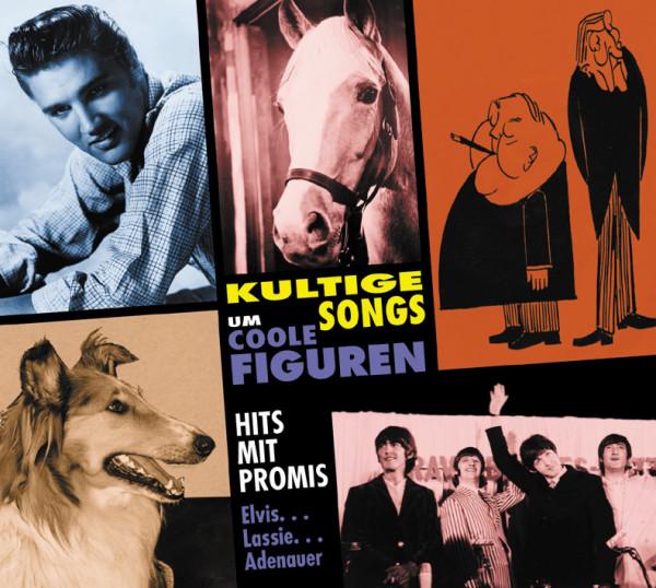 Kultige Songs um coole Figuren
