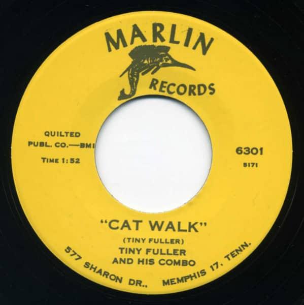 Cat Walk - Shock 7inch, 45rpm