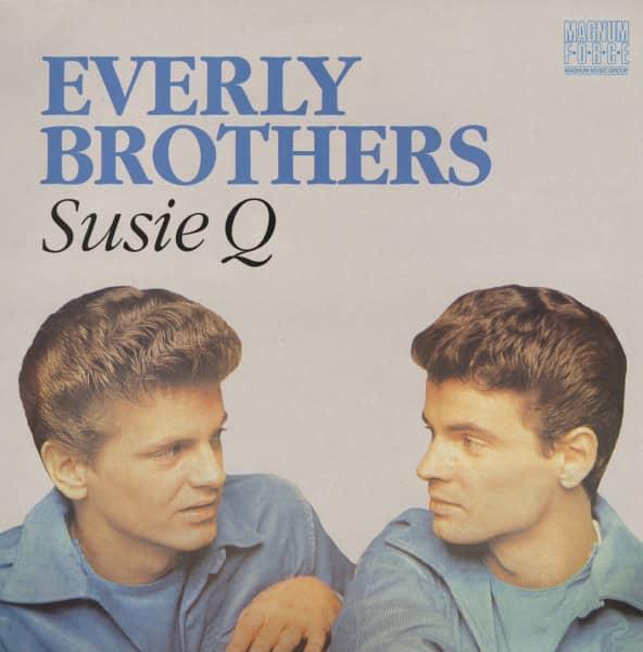 Susie Q (Vinyl-LP)