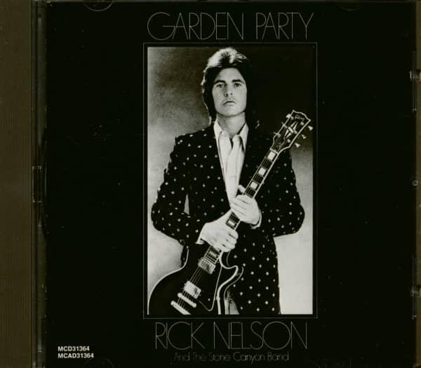 Garden Party (CD)