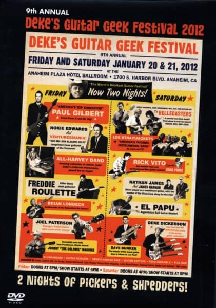 Deke's Guitar Geek Festival 2012 (0)