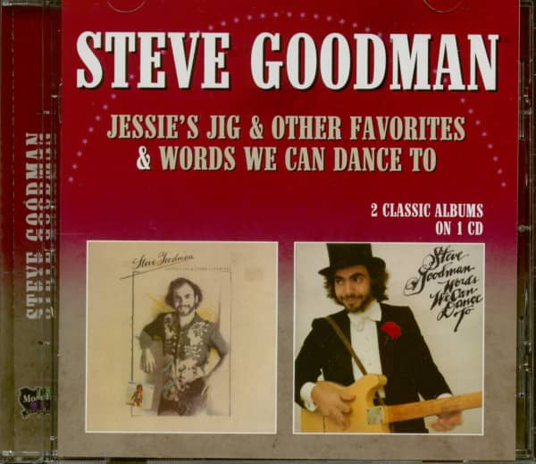 Jessie's Jig & Other Favorites - Words We Can Dance To (CD)
