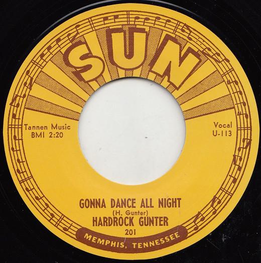 Gonna Dance All Night - Fallen Angel (7inch, 45rpm)