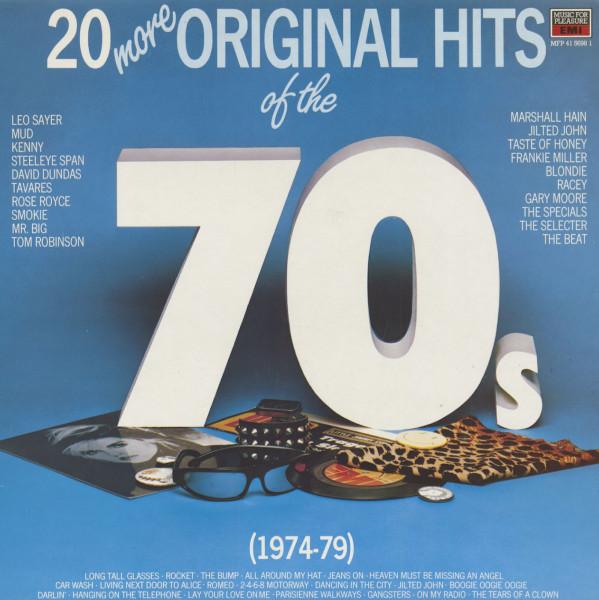 Various 20 More Original Hits Of The 70s - 1974-79 (LP)