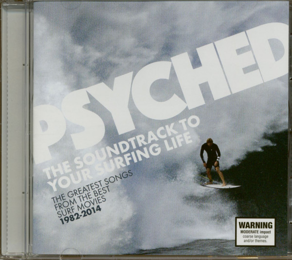 Psyched - The Soundtrack To Your Surfing Life (CD)