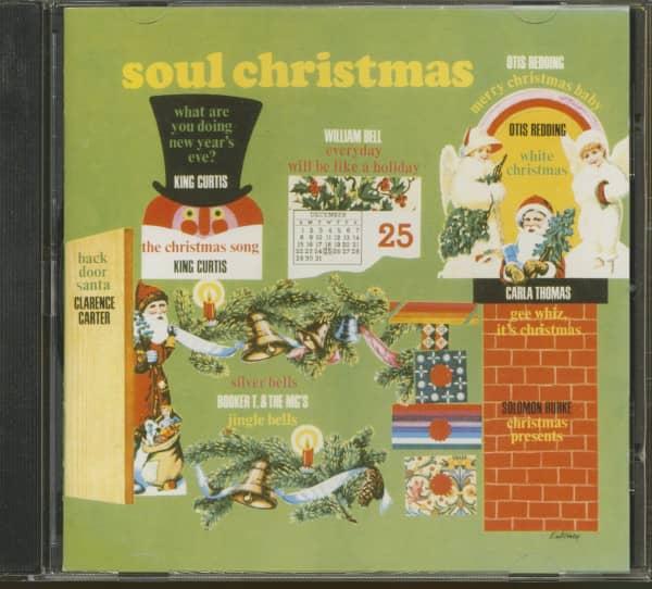 Soul Christmas (Atlantic) (CD)