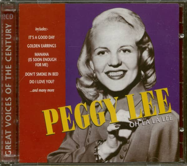 Oh La La Lee (2-CD)
