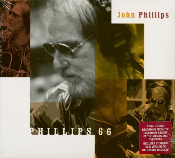 Phillips 66 (CD)
