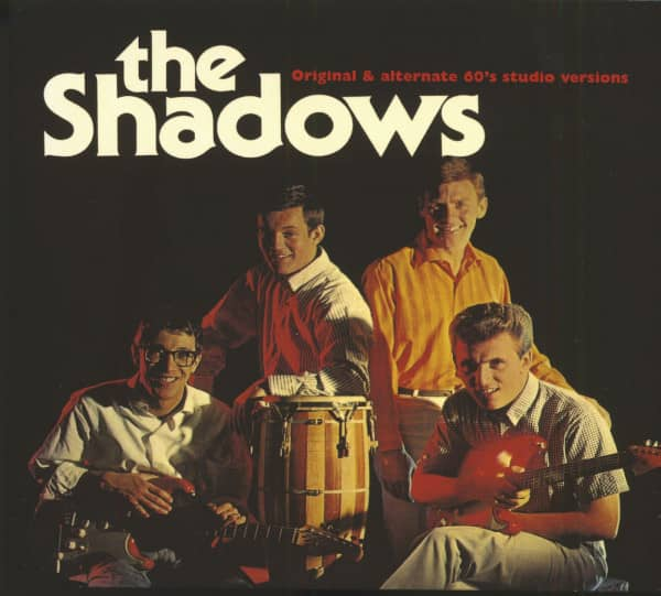 The Shadows - Original & Alternate 60s (2-CD)