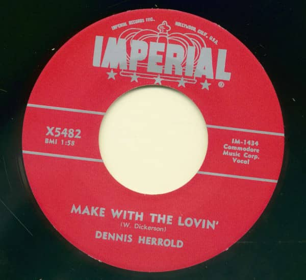 Hip Hip Baby - Make With The Lovin' (7inch, 45rpm)