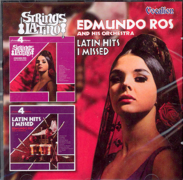Strings Latino - Latin Hits I Missed