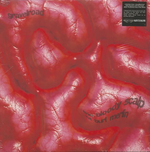 Bloody Scalp Of Burt Merlin (LP)