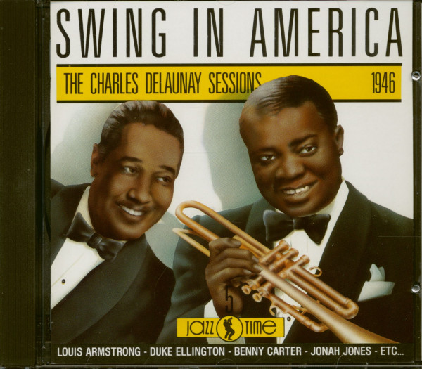Swing In America - The Charles Delaunay Sessions 1946 (CD)