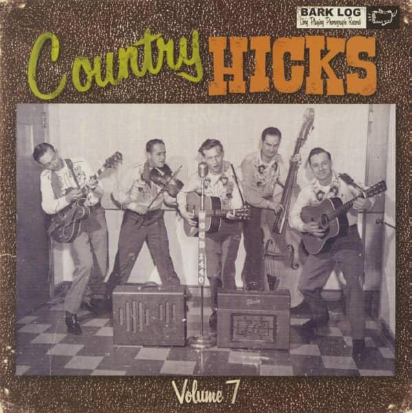 Country Hicks, Vol.7 (LP)