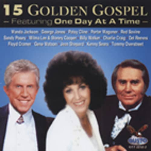 """15 Golden Gospel feat.""""One Day At A Time"""""""