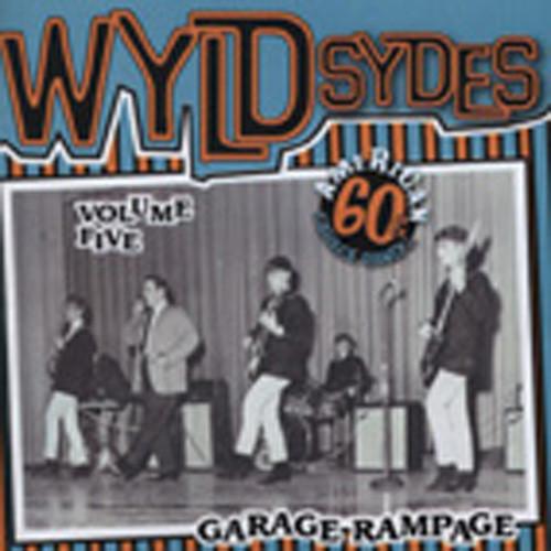 Vol.5, Wyld Sydes - American 60s Garage