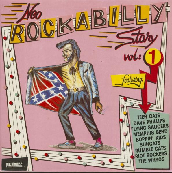 Neo Rockabilly Story Vol.1 (LP)