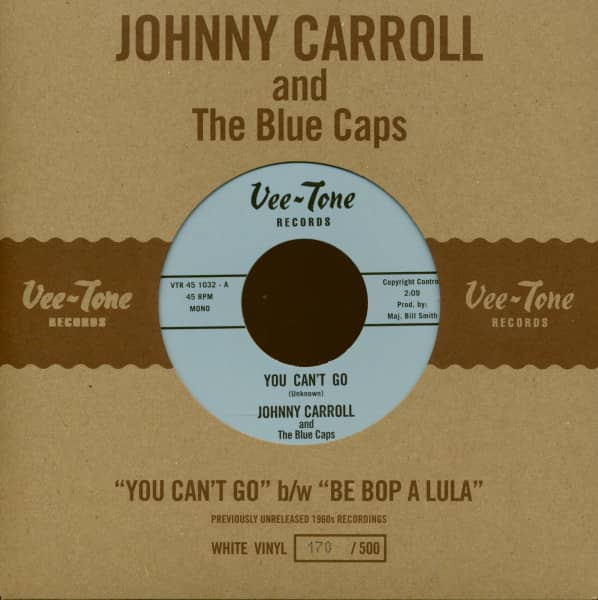 You Can't Go - Be Bop A Lula (7inch, 45rpm, Ltd.)