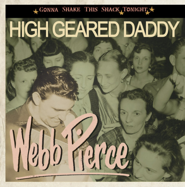 High Geared Daddy - Gonna Shake This Shack Tonight