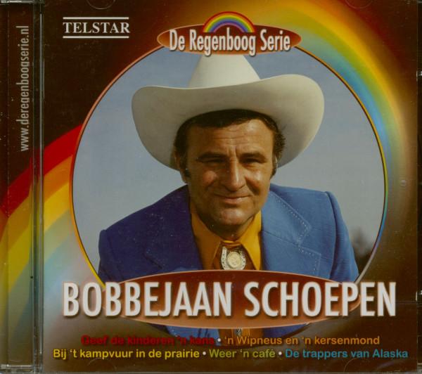 De Regenboog Serie - Bobbejaan Schoepen (CD)