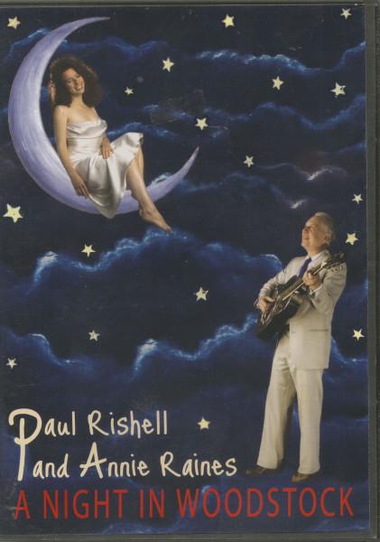 A Night In Woodstock (DVD)