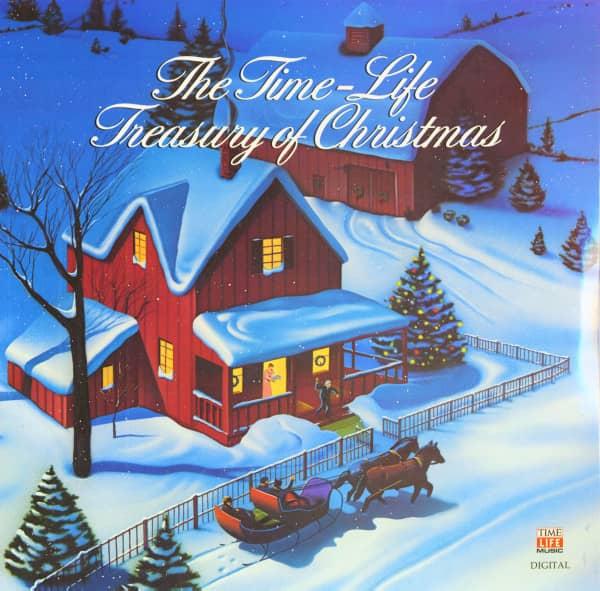 The Time-Life Treasury Of Christmas, Vol.1 (3-LP)