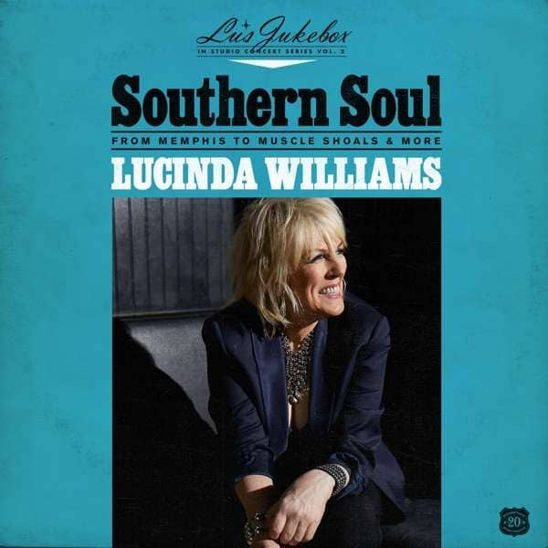 Lu's Jukebox Vol. 2: Southern Soul: From Memphis To Muscle Shoals (CD)