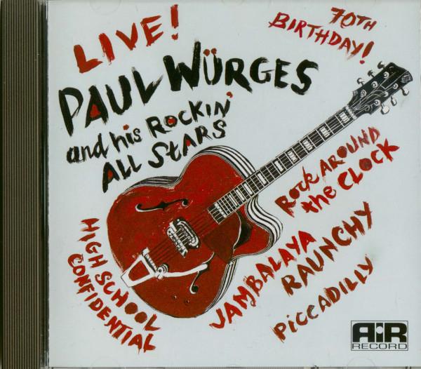 & His Rockin' All Stars Live!