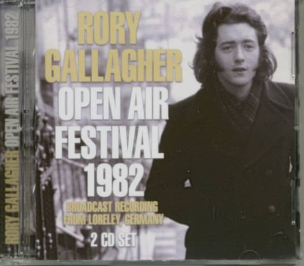 Open Air Festival 1982 (2-CD)