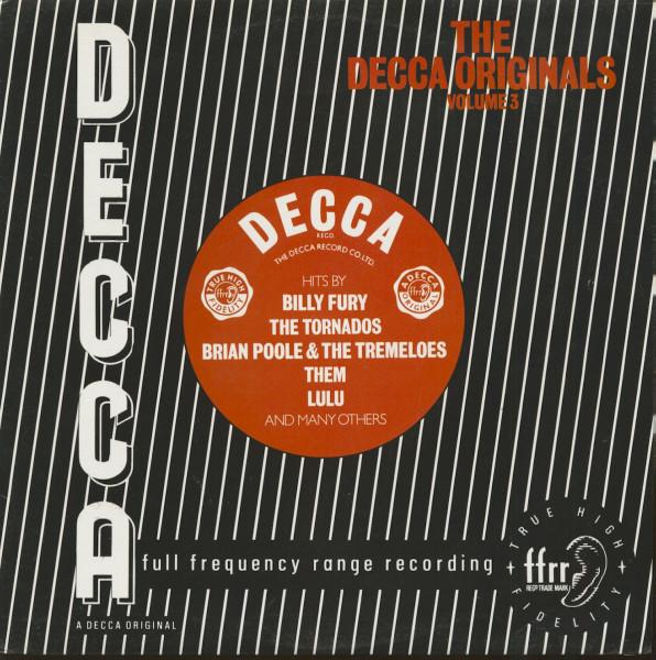 The Decca Originals, Vol.3 (LP)