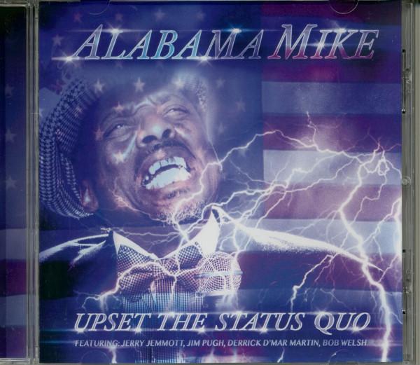 Upset The Status Quo (CD)