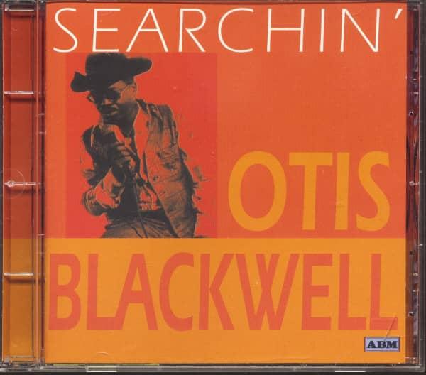 Searchin' (CD)