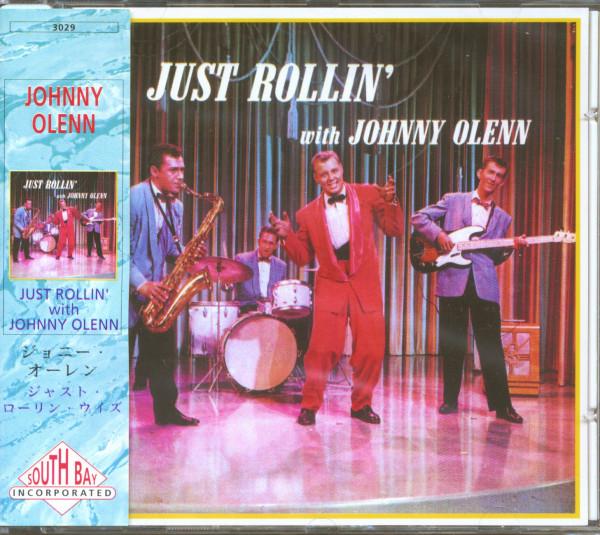 Just Rollin' With Johnny Olenn (CD)