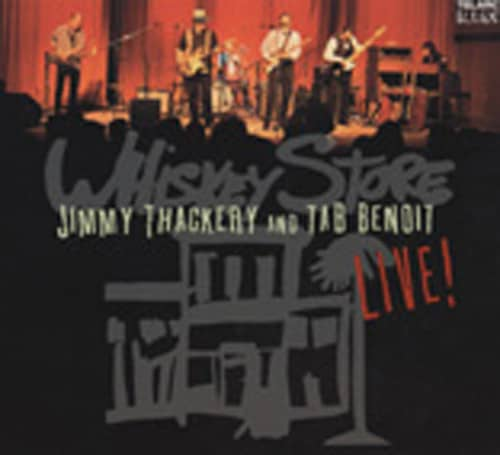 Whiskey Store Live!