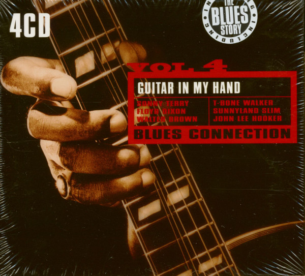 Guitar In My Hand - Blues Connection - Volume 4 (4-CD)