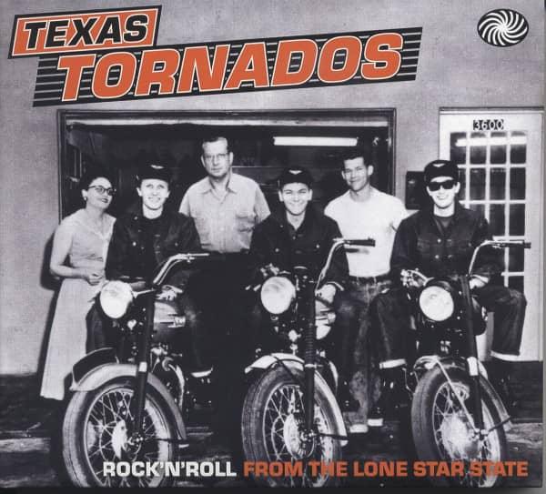 Texas Tornados (2-CD)