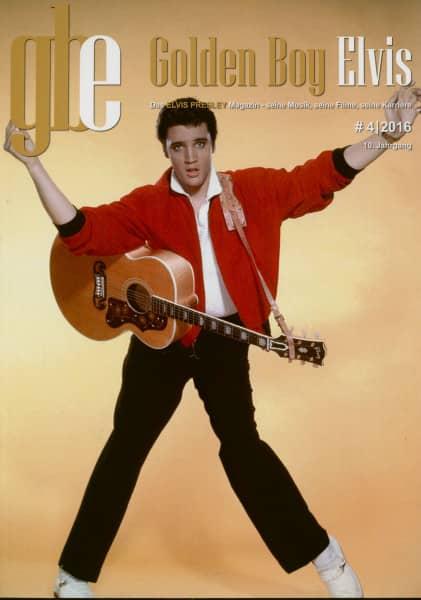 Golden Boy Elvis - Fachmagazin 4-2016