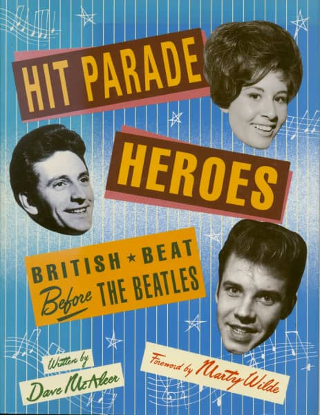 Hit Parade Heroes - Hit Parade Heroes - British Beat Before The Beatles (Dave McAleer)