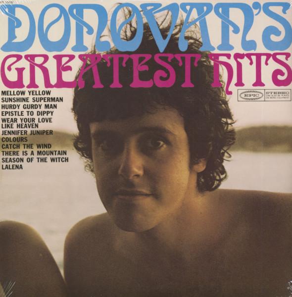 Donovan's Greatest Hits (LP)
